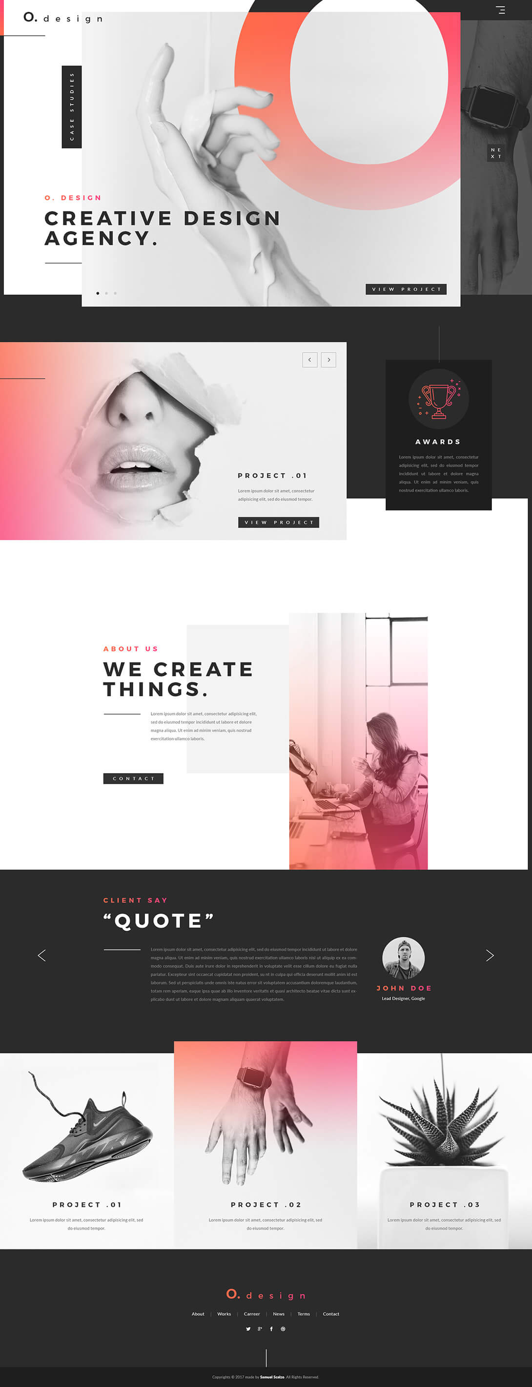 Creative-agency-web