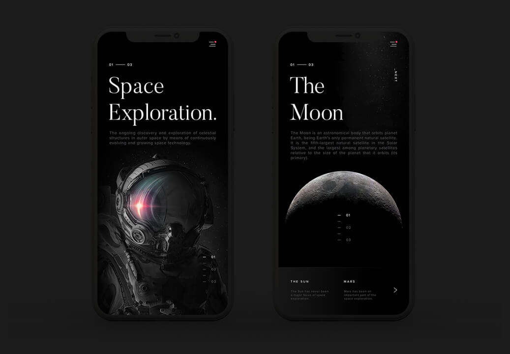 Space-exploration-mobile-design