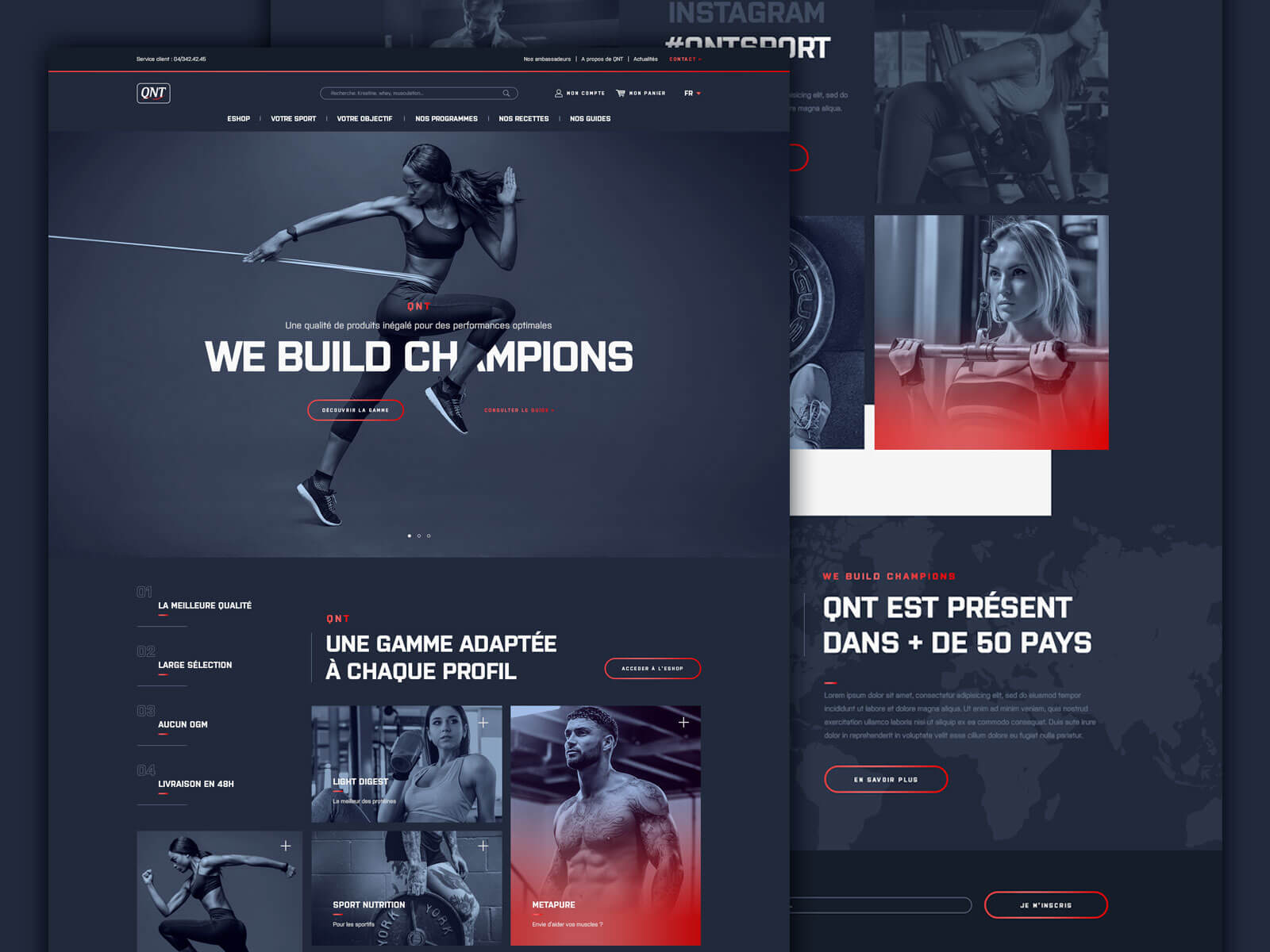 Web design samuel scalzo